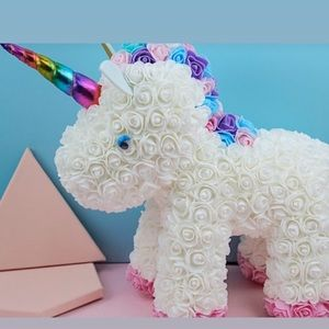 Rose unicorn